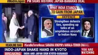 Modi first bilateral visit outside Indian subcontinent - NEWSXLIVE