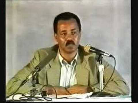 Eritrea - Isaias Afewerki eritrea part 3 (final)