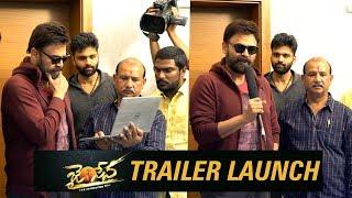 Venkatesh Launches Jai Sena Trailer | Srikanth | Sunil | Tarak Ratna | 2020 Latest Telugu Movies - IGTELUGU