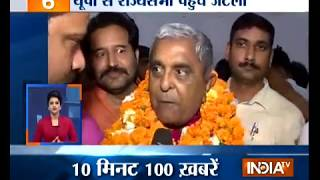 News 100 | 24th March, 2018 - INDIATV
