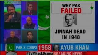 Watch: The Constiutional India vs Pakistan debate; Why Pak failed as a republic - NEWSXLIVE