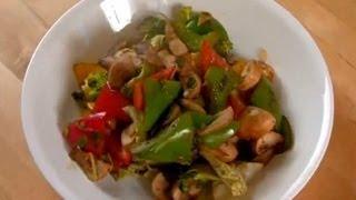 Chinese Stir Fried Vegetables recipe