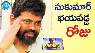 Sukumar's Scariest Day    Nannaku Prematho Movie    Talking Movies With iDream - IDREAMMOVIES