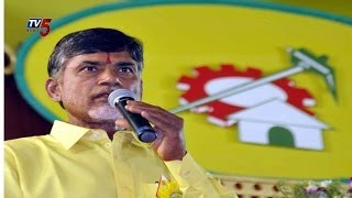 Chandrababu Naidu Election Campaign on Chandragiri in Chittoor - TV5NEWSCHANNEL
