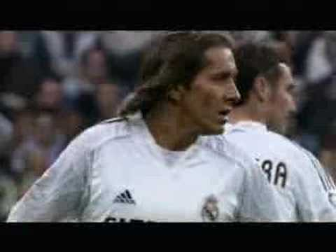 Real Madrid vs. Barcelona Owen s Goal