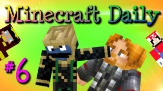 """Minecraft Daily w/ Sly, Seamus & Nova Ep. 6 """"Diamonds!!"""""""