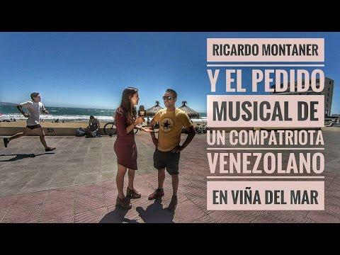 Ricardo Montaner y el pedido musical de un compatriota Venezolano en Viña del Mar