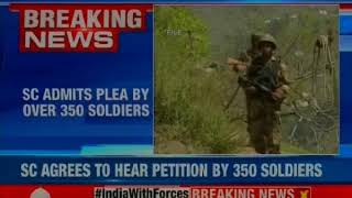 Over 350 soldiers have moved the top court, demands protection from prosecution - NEWSXLIVE