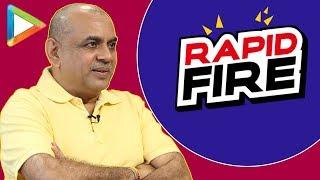 Ranbir Kapoor or Aamir Khan? Paresh Rawal's HONEST answer   RAPID FIRE   Sanju - HUNGAMA