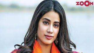 Janhvi Kapoor Gets Cautious With Her Words - ZOOMDEKHO