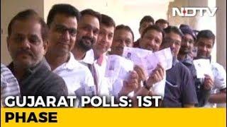 47% Voter Turnout In Gujarat Till 4 PM - NDTV