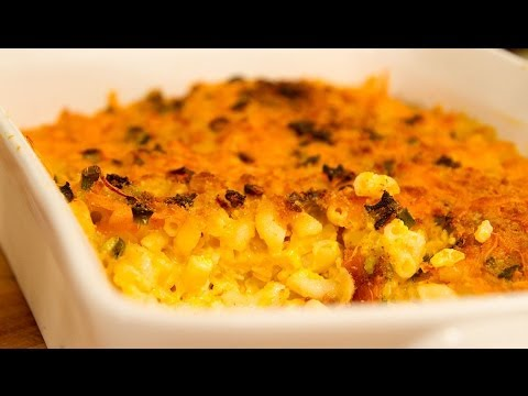 Bob le Chef - Mac & Cheese à la citrouille