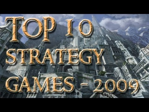 My Top 10 Strategy Games for the PC (2009)