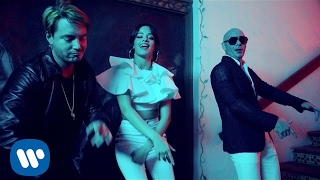 Pitbull & J Balvin Feat Camila Cabello - Hey Ma (Spanish Version ( 2017 )