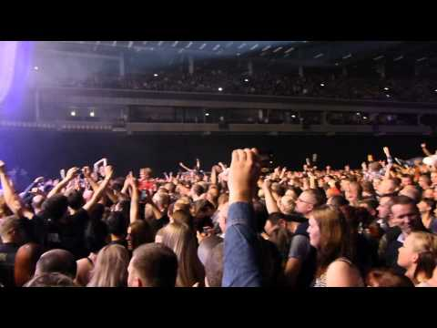 Volbeat: My Body 23.11.2013 Herning