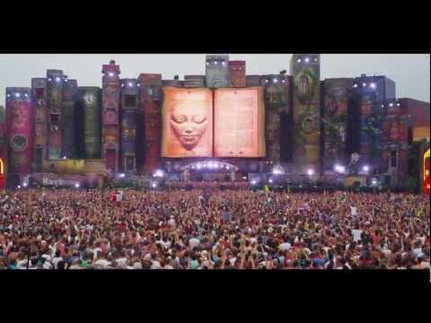 Tomorrowland 2012 official aftermovie