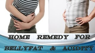 Natural drink to reduce belly fat and Acidity Quickly | Health tips in Tamil