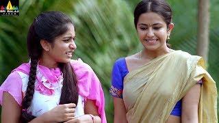 Uyyala Jampala Movie Avika Gora and Punarnavi Bhupalam Comedy | Sri Balaji Video - SRIBALAJIMOVIES