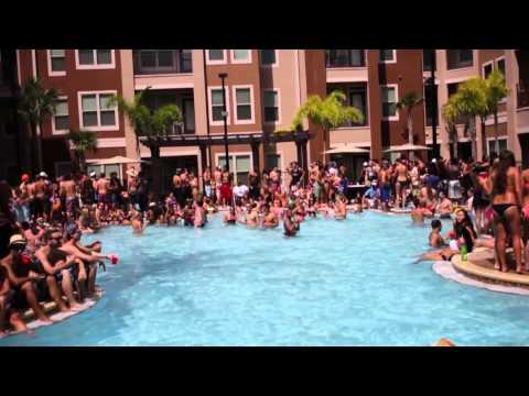 UCF Pool Party @ Sterling Central w/ Legendary Lotto