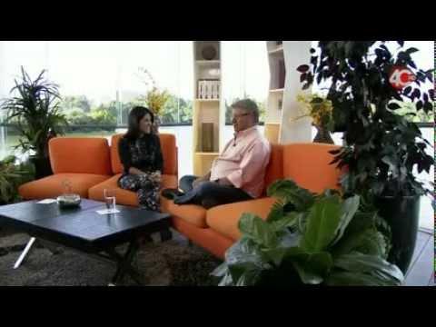 Martha Debayle en Platicando con Alazraki, Agosto 2013