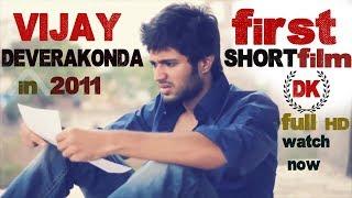 Vijay Devarakonda - Konchem Touch Lo Unte Chepta | Vijay Devarakonda First short film - YOUTUBE