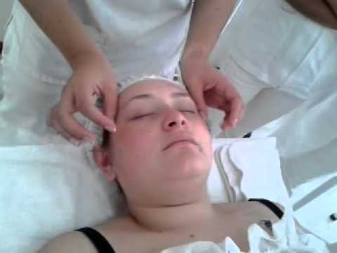 Drenaje linfatico manual facial 2