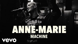 Anne-Marie - Machine (Live) | Vevo UK LIFT - VEVO
