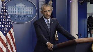 Obama: Russia and U.S. in an 'Adversarial Relationship' - WSJDIGITALNETWORK