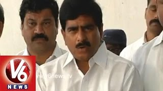 TDP Devineni Blaming Congress - Decision on Bifurcation is for Votes and Seats - V6NEWSTELUGU