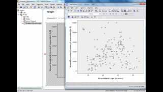 Spss tutorials generating and editing a simple scatter plot youtube ccuart Images