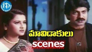 Maavidakulu Movie Scenes - Jagapati Babu, Rachana Attend Children's Function As Parents || Poonam - IDREAMMOVIES