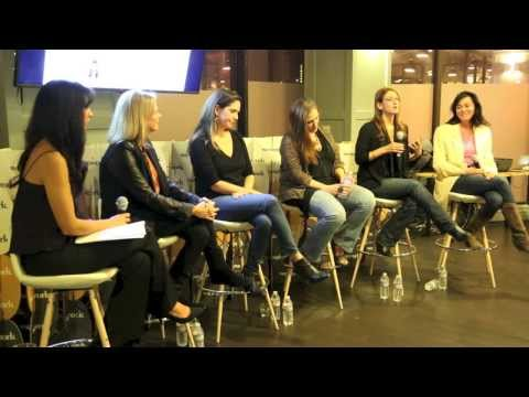 Ms. In The Biz panel #1: How to Thrive as a Woman in Entertainment