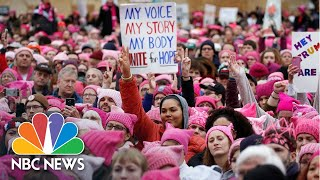 Watch Live: 2019 Women's March rallies across the U.S. - NBCNEWS