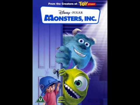 17. Sulley Scares Boo - Monsters, Inc OST
