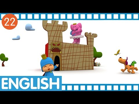 Pocoyo in English - Session 22 Ep. 33 - 36