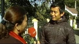 Bhaichung Bhutia on the development vs Gorkhaland debate - NDTV