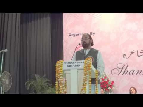 Dr. Nawaz Deobandi  at 49th DCM Shankar Shad Mushaira