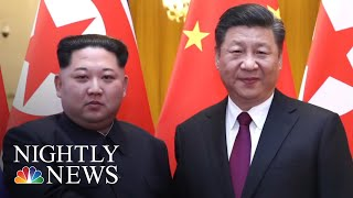 U.S.-Allies Scrambling After North Korea Summit Cancellation | NBC Nightly News - NBCNEWS