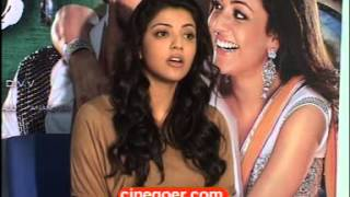 Kajal Agarwal about Nayak Movie Success Talk