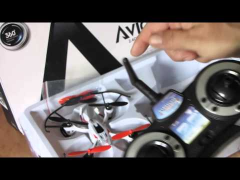 Tmart AVIATOR YK016 Quadcopter Review 2.4G 6 Axis Gyro 360 3D