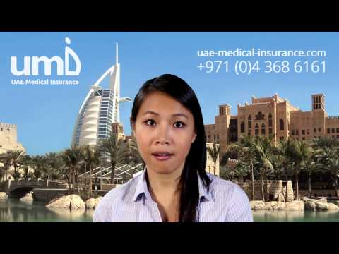 Dubai health authority insurance