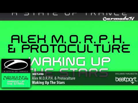 Alex M.O.R.P.H. &amp; Protoculture - Waking Up The Stars (Original Mix) -UZ5zoqXOf3I