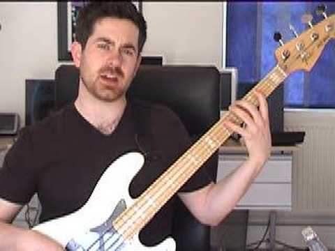 Dave Marks Walking Bass lesson 01