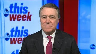 Sen. Perdue on Trump's 's---hole countries' comment: 'He did not use that word' - ABCNEWS