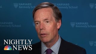 Cautious Optimism After North Korea Says It's Suspending Nuclear Program   NBC Nightly News - NBCNEWS