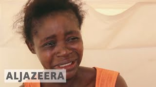 Camps shut down for Sierra Leone's mudslide survivors - ALJAZEERAENGLISH