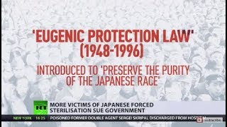 'Return the life I've lost': More victims of Japanese forced sterilization sue govt - RUSSIATODAY
