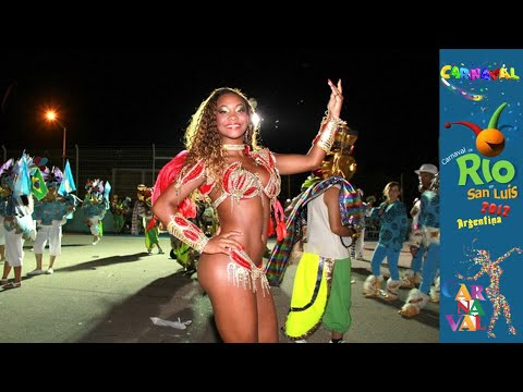 CULTNE - Carnaval Rio em San Luis - Passistas Samba Show