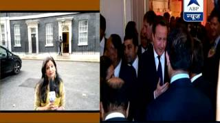 British Prime Minister David Cameron celebrates Diwali in UK - ABPNEWSTV
