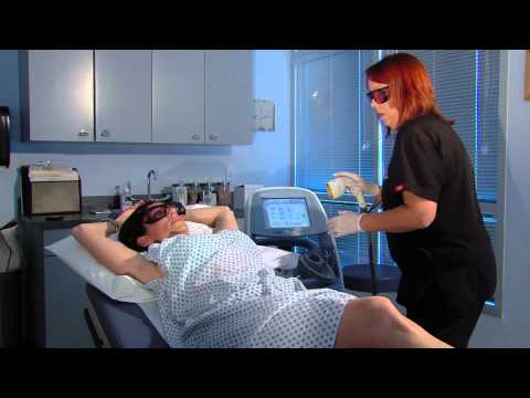 Center for Skin Wellness- Lumenis LightSheer Laser Hair Removal